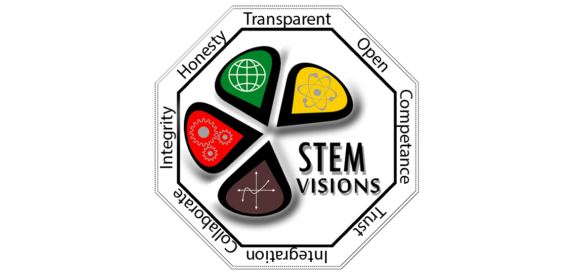 STEM Visions values